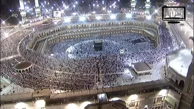 Makkah, Ramadhan 2nd Night 1432 (2011) Witr and Dua Al Qanoot , led by Sheikh Mahir.