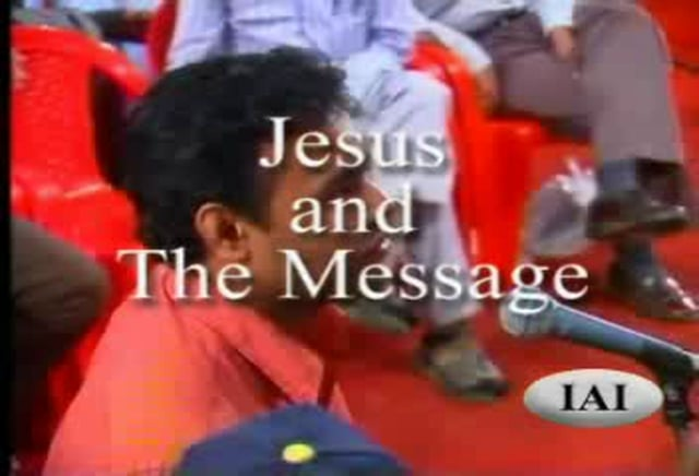 Jesus to Muslims? Who was Jesus REALLY? - Yusuf Estes & Dr. Bilal Philips