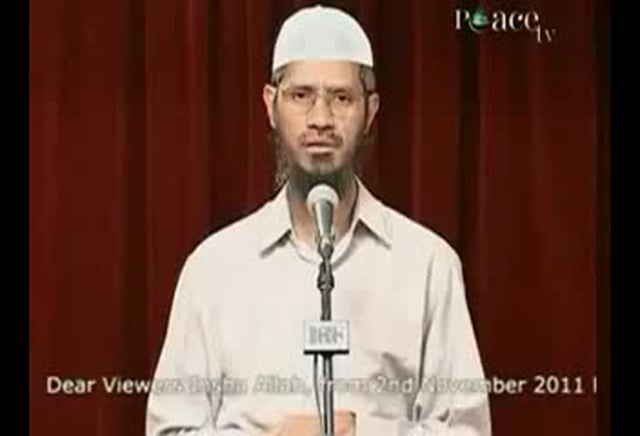 What is the authenticity of Islamic Scriptures? Dr Zakir Naik