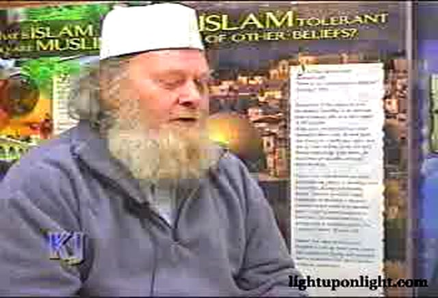 The Scotish Christian Dr. to Islam
