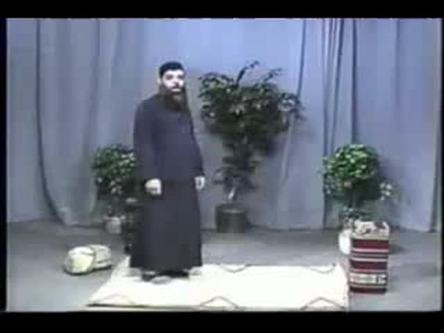 How to perform Salah (Prayers) Part 1/2 - Sheikh Adly