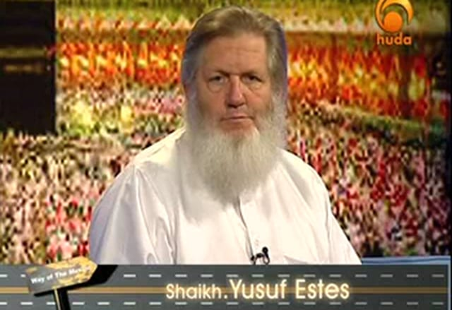 Yusuf Estes - Way of the Muslim-Part 6.