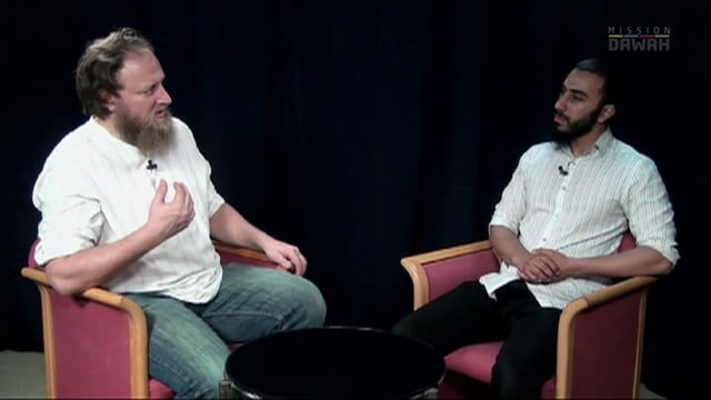 How to give Dawah - Abdul Raheem Green Part 4