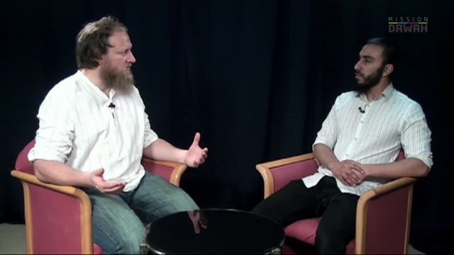 How to give Dawah - Abdul Raheem Green Part 6