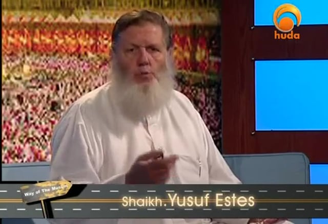 Yusuf Estes - Way of the Muslim-Part 9.