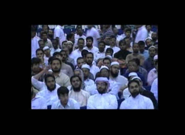 Voice of Islam TV 13 October 2012 show