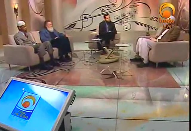 Ask Huda Special with Dr. Zakir Naik, Dr. Muhammad Salah and Sh. Yusuf Estes
