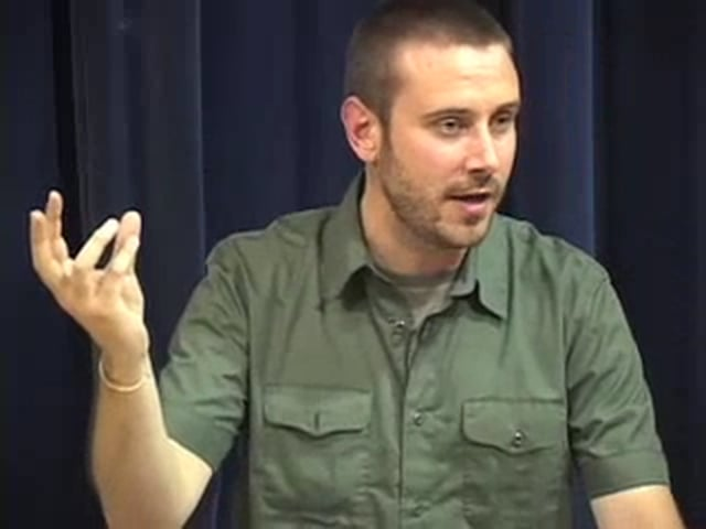 Jeremy Scahill on Media Coverage of Iraq War