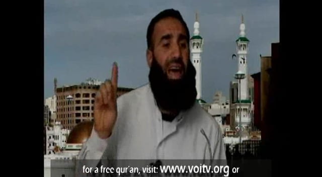 Voice of Islam TV 1 December 2012 Program