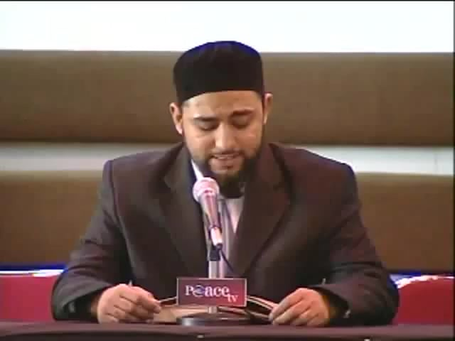 Hassen Rasool - Beautiful Recitation Surah An-Naba - Harrow, London Uk