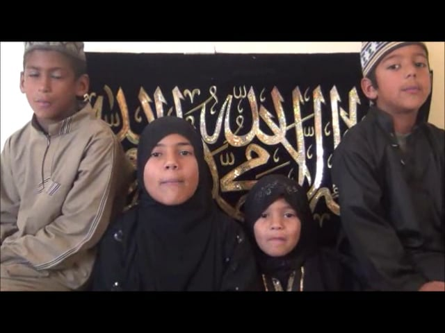 5 Minute Madressa