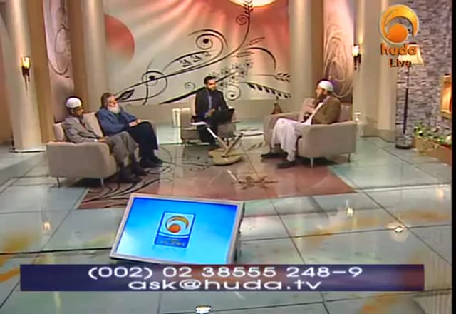 Dr Zakir Naik, Yusuf Estes & Mohamed Salah ALL Together on HUDA TV