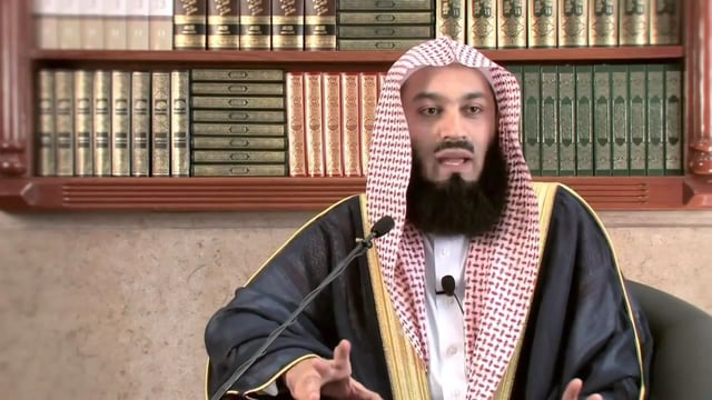 Who is the Boss - Mufti Menk (Funny and true)