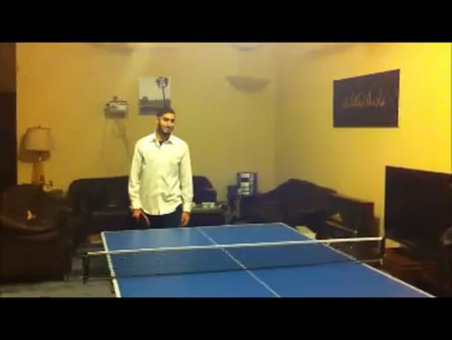 Fiqh of Ping Pong