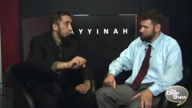 Can Boys and Girls be Just Friends? Nouman Ali Khan