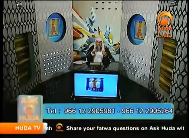 Ask Huda 11th Jan 2014
