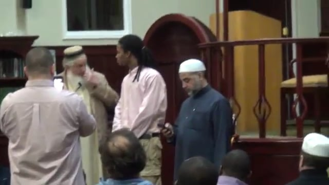 New Shahada with Yusuf Estes and GuideUS TV
