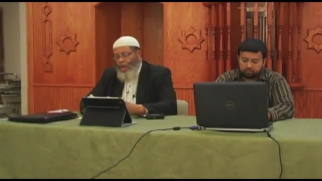 ICNWA Lecture Series - Christianity and Islam