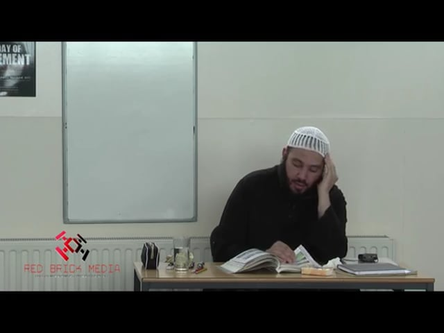 Al Arabiyyah Bayna Yadayk (Arabic between your hands) - Lesson 33