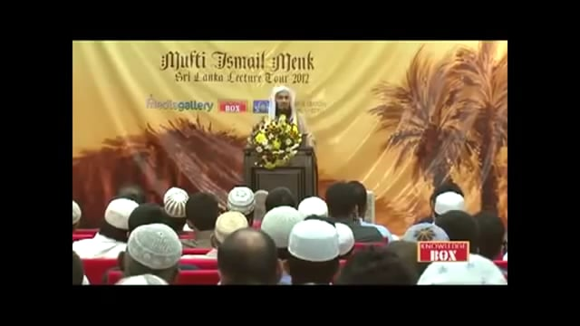 Don't Delay Marriage - Crying speech by Mufti Menk
