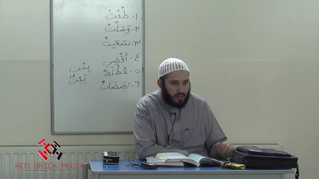 Al Arabiyyah Bayna Yadayk (Arabic between your hands) - Lesson 54
