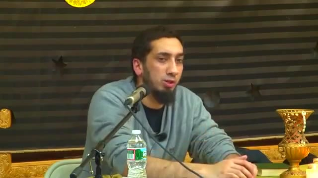 Warning - Porn Will Violate your Soul Nouman Ali Khan Short Advice