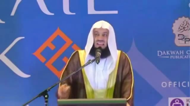 Sunnah Of The Prophet (peace be upon him) - Mufti Menk