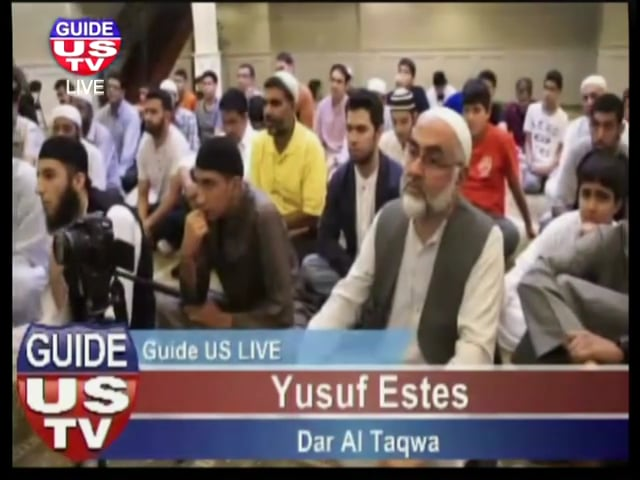 Guide Us TV Broadcast at Dar Al Taqwah NYC