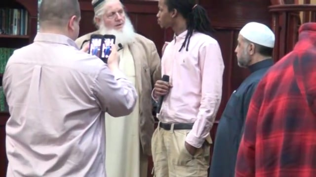 New Shahadah with Yusuf Estes and Guide Us tv