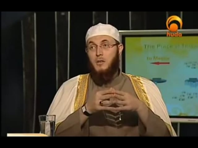 HAJJ Step-by-Step (9 of 11 videos) by Dr. Muhammad Salah