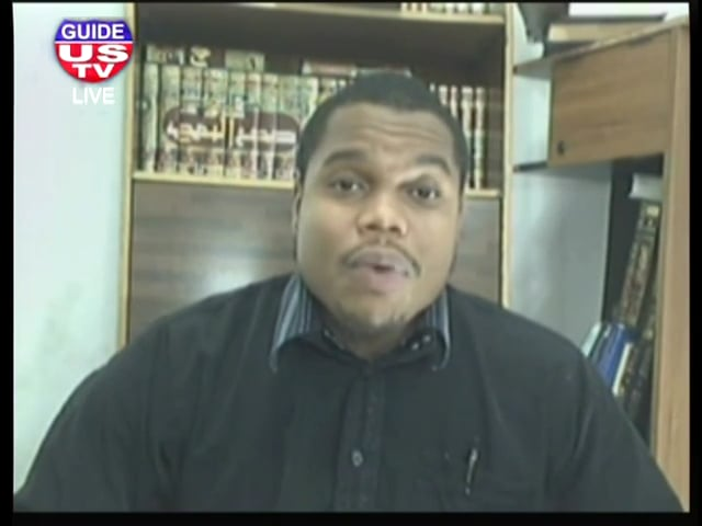 ReciteOnTv with Harun Amin 9th August 2014