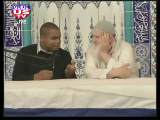 Yusuf Estes & Harun Amin New Jersey 15th August 2014