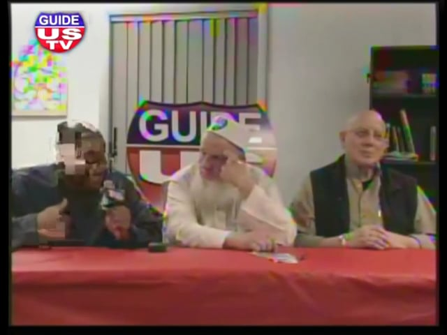 Harun Amin Yusuf Estes and Abu Mujahid on Guide Us tv