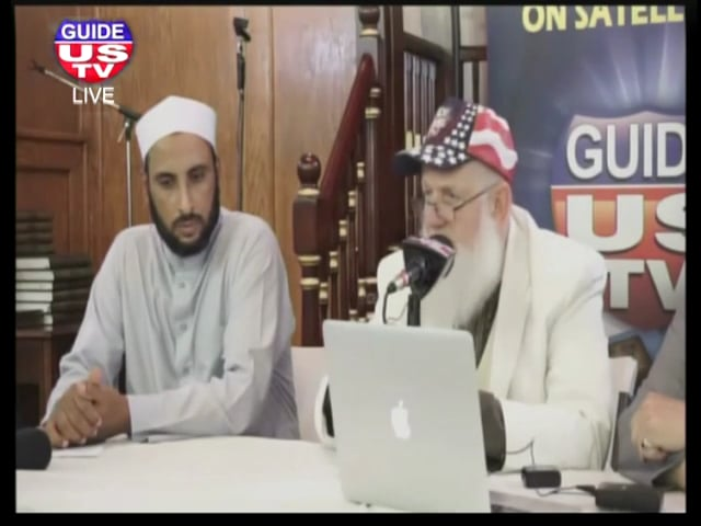 Guide Us TV Broadcast at NJ 24th August 2014