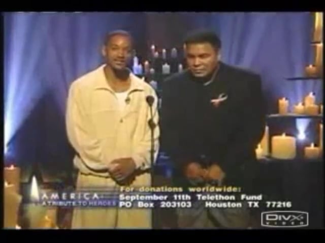 """Will Smith & Mohamed Ali - """"Fight Against Islam-O-phobia"""""""
