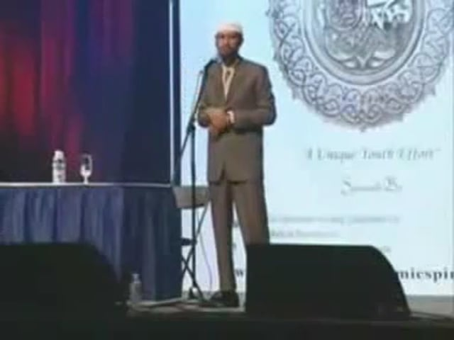 100% Proof Quran is The Word Of God - Talk By Dr Zakir Naik