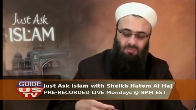 Last night live Just Ask Islam 12 16 2014