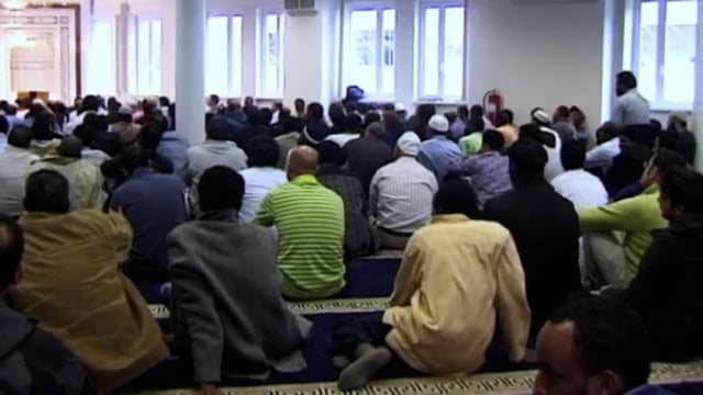 Authority of Hadith - Yusuf Estes at University of Oslo, Norway