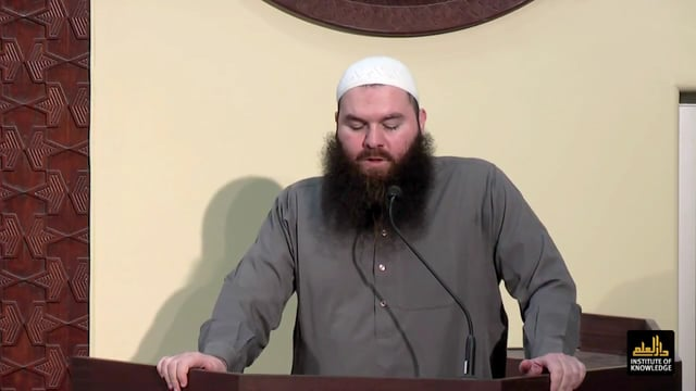 'Birth of Jesus Christ' Khutbah on 12/19/2014