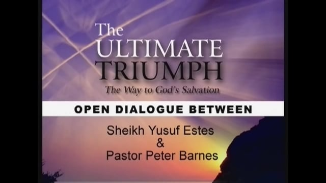 Ultimate Triumph - The Debate That Never Was - Part 1