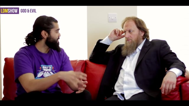 IF GOD EXISTS WHY IS THERE EVIL - Abdur Raheem Green