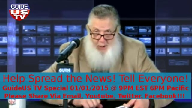 Guide US TV Special Broadcast with Yusuf Estes