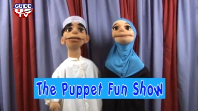 The Puppet Fun Show Allah is the Greatest