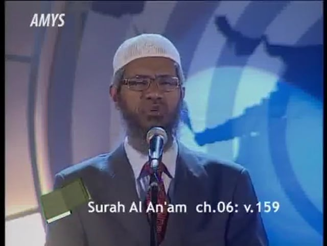 Q & A - Dr Zakir Naik - About Different Sects in Islam