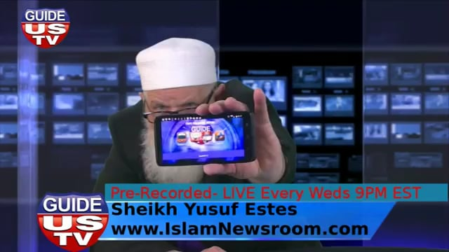 Yusuf Estes with IslamNewsroom 3 18 2015