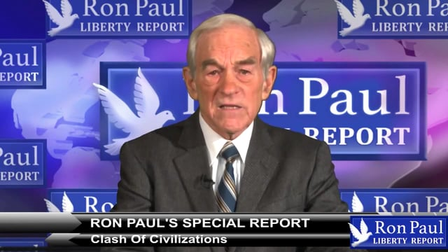 ISLAM vs WEST (?) - Ron Paul Speaks Against New World Order Policy