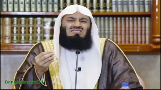 A common misconception of Non Muslims about Quran –Mufti Menk