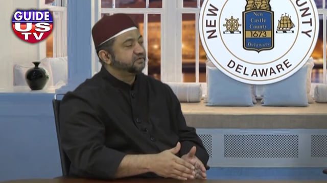 50 Mosque Man- Interview with Jameel Sayed