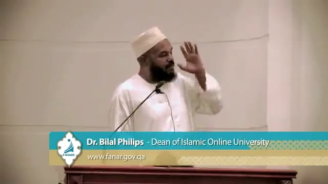 How Can we Change the Current Situation of the Ummah (Bilal Philips)
