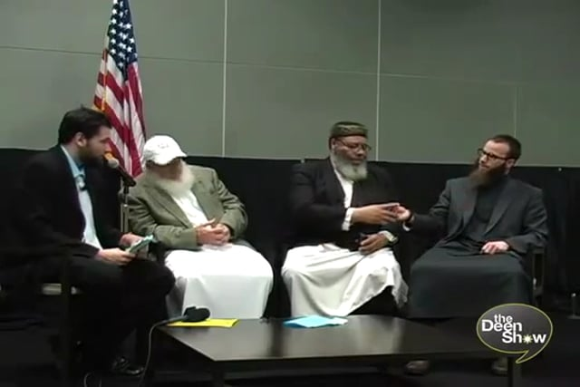 Lost Show of Eddie, Yusuf Estes, Mutahhir Sabree & Yusha Evans on Guide Us TV
